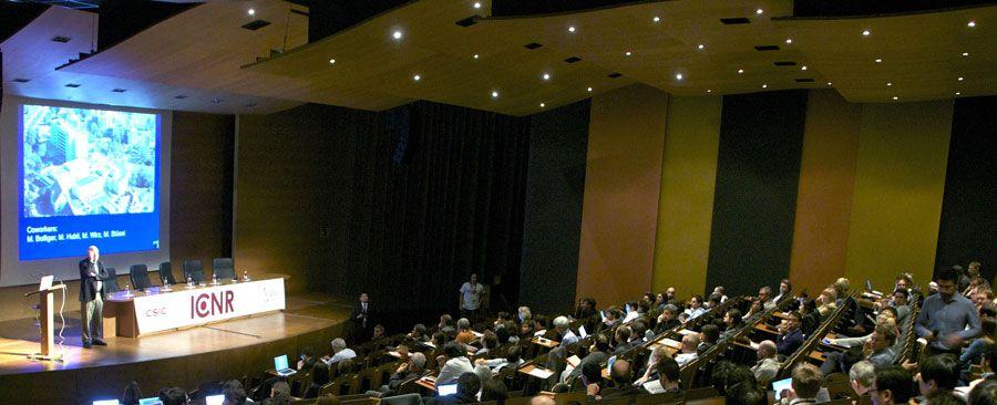 ICNR 2016 event