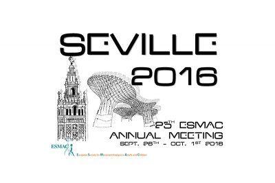 Anual Meeting Esmac 2016 Sevilla