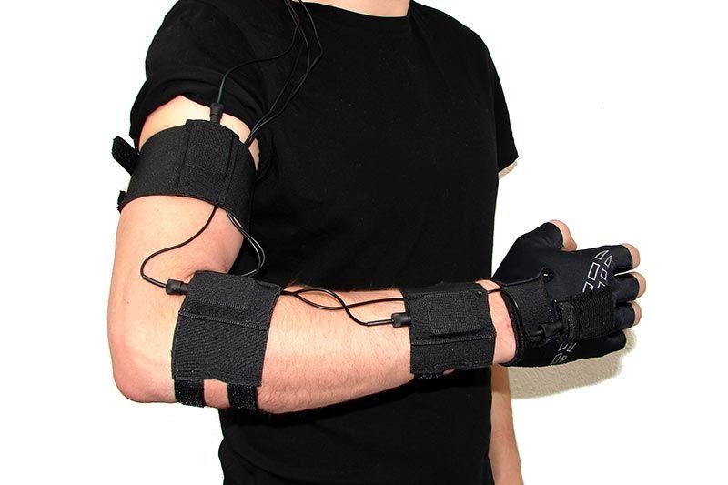 Modelo con MCS en brazo