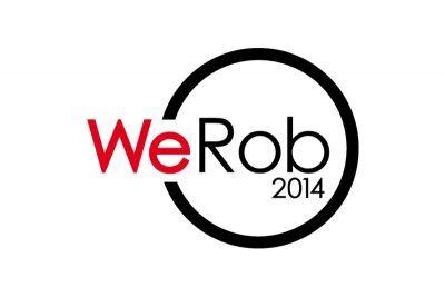 Logotipo del evento WeRobot 2014