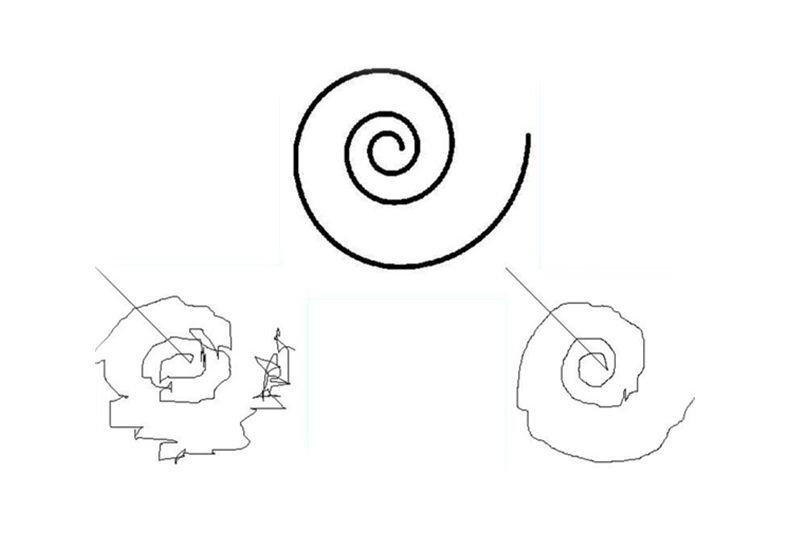 Espirales tech filter example