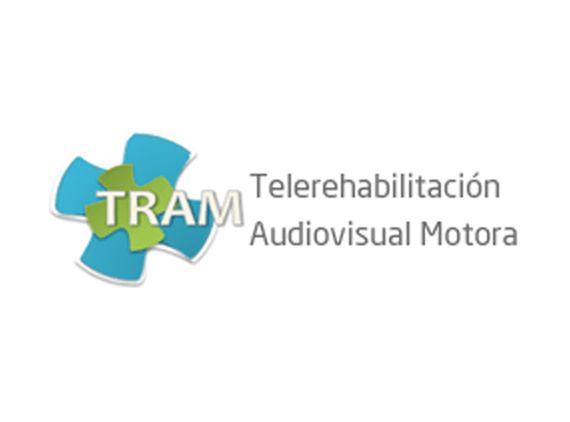 Telerehabilitación Audiovisual Motora logotipo