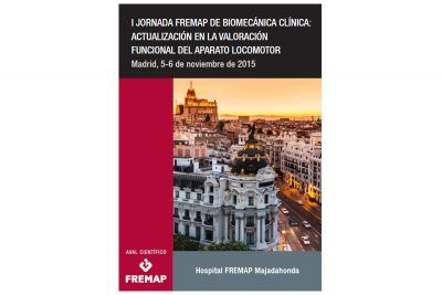 Jornada fremap 2015 de la biomecánica médica en Madrid
