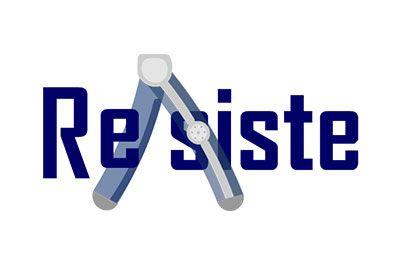 logotipo de Reasiste, jornada de exoesqueleto robótico