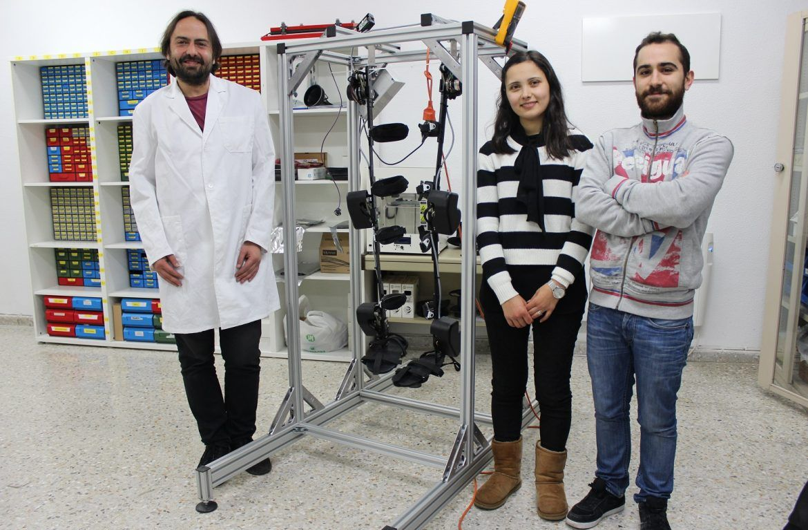 Researchers from University of Minho visit Technaid