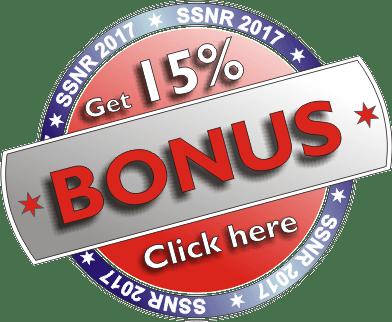 SSNR 2017 Contest