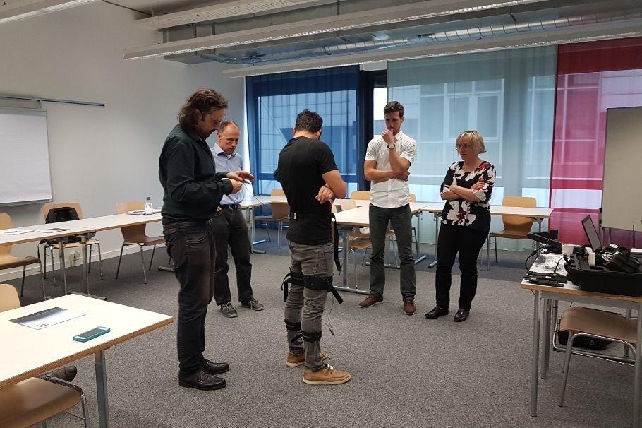 Escuela de Verano sobre Análisis de Movimiento 2017
